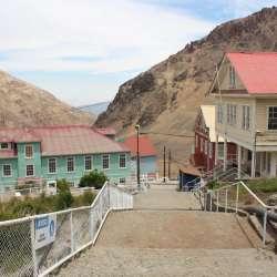 Tour por el campamento minero Sewell (salida desde Las Condes, Santiago)