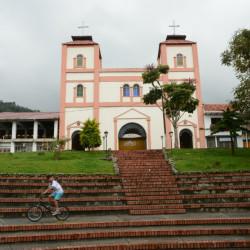 Tour por el pueblo de Pijao