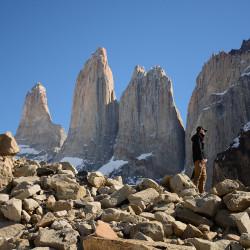 Full Day Trekking  Base Las Torres  Primera Clase