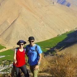 Trekking a la Montaña