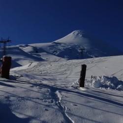 Trekking Con Raquetas Glaciares Volcán Osorno