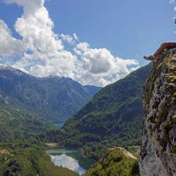 Trekking a la Piedra del Águila en Futaleufú