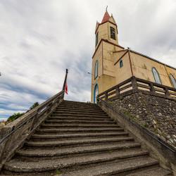 Recorrido virtual e inclusivo a Parroquia San Agustín, Puerto Octay.