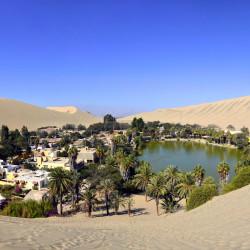 Tour a las islas Ballestas y paseo en buggy al oasis de Huacachina (desde Lima)