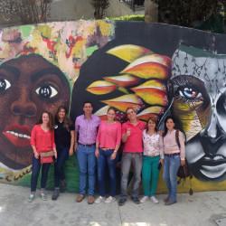 Tour por la nueva comuna 13 de Medellín