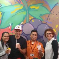 Tour gastronómico en bicicleta por Miraflores y San Isidro