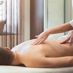 Sesión de masaje descontracturante (a domicilio)