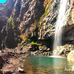 Trekking al volcán San José  (octubre a mayo)