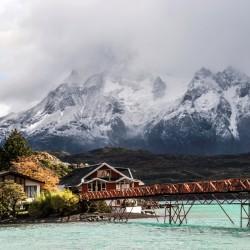 Circuito W express en Torres del Paine (en refugios)