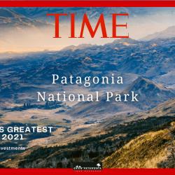El Parque Nacional Patagonia entre los 100 Mejores Lugares del Mundo este 2021 según la revista Time
