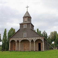 Recorrido Virtual e inclusivo a Iglesia de Ichuac, Chiloé.