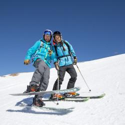 Día de ski en Valle Nevado