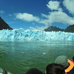 Laguna San Rafael Glaciar Milenario