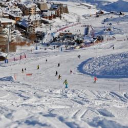 Día de ski day para menores principiantes en La Parva (6 a 12 años)