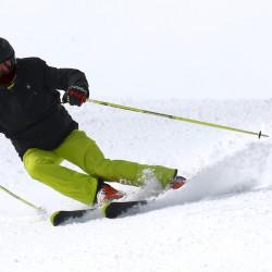 Día de ski en El Colorado con clases para principiantes