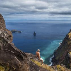 Tour por el ahu Vinapu, el volcán Rano Kau y Orongo