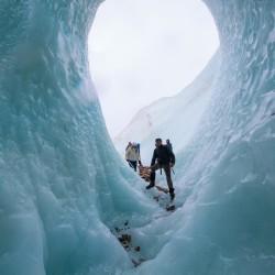 Programa Capillas de Mármol y Ice Trekking Valle Exploradores