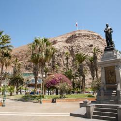 Tour por el borde costero y el Morro de Arica