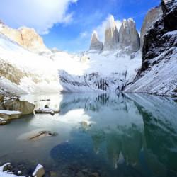 Torres del Paine- Circuito Trekking W - 06 días/05 noches