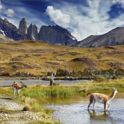 Circuito W en Torres del Paine en refugios