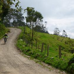 Tour en bicicleta por las montañas de Bogotá y una finca cafetera