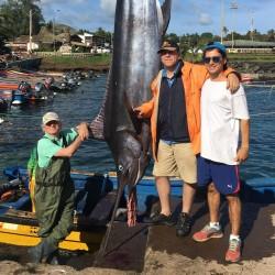 Pesca en alta mar, atrévete junto a un pescador Rapa Nui