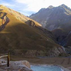 Tour a las Termas Valle de Colina (octubre - junio)
