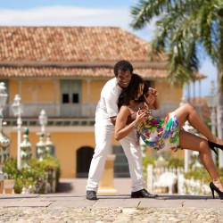 Clases de salsa y champeta en Cartagena