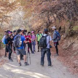 Trekking bosques de roble y mina de cuarzo