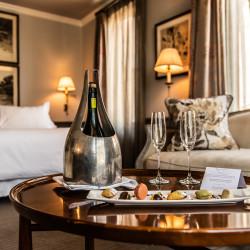 Noche Romántica Hotel Singular Santiago