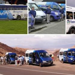 Traslado aeropuerto Calama / hotel en San Pedro de Atacama (o viceversa)