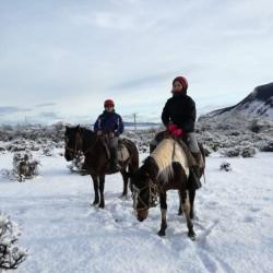 Cabalgata por la sierra Dorotea