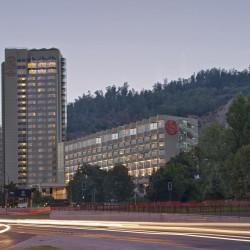 Noche Romántica en Hotel Sheraton Santiago
