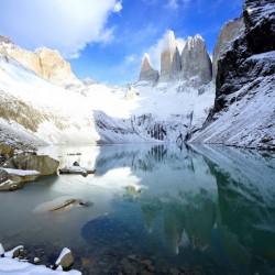 Circuito W especial en Torres del Paine (pasajeros extranjeros)