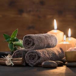 Masaje de relajación con aromaterapia (50 minutos)