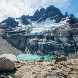 Trekking Laguna Verde - Parque Nacional Cerro Castillo