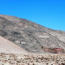 Tour al Parque Geoglifos de Pintados, Pueblos Salitreros  y el Oasis de Pica
