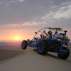 Paseo en buggy y sandboard en el desierto de Paracas