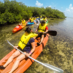Tour de eco-aventura por la isla de San Andrés