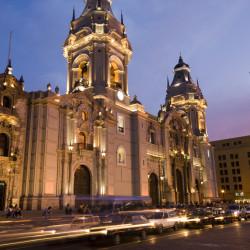 City tour nocturno por el centro histórico de Lima
