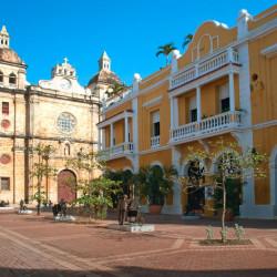 Walking tour por la Ciudad Amurallada de Cartagena