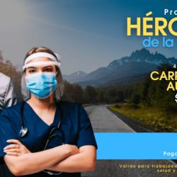 Héroes de la Salud 2x1 | Viajan 2, paga 1