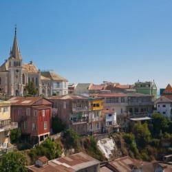 Walking tour y navegación por Valparaíso