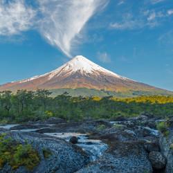 Visita al volcán Osorno