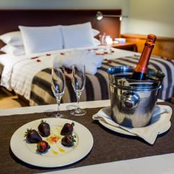 Noche Romántica en Hotel Noi Vitacura