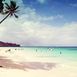 Tour a playa Blanca en isla Barú