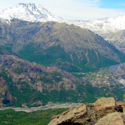 Trekking por la Reserva Nacional Altos de Lircay (septiembre-mayo)