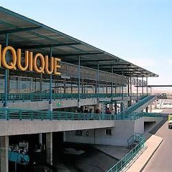 Traslado desde Hospedaje en Iquique al Aeropuerto.