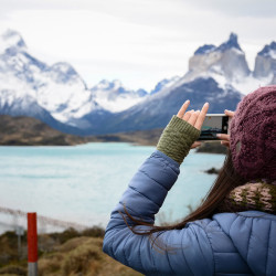 Full day Torres del Paine en invierno
