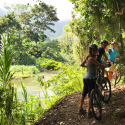 Tour en mountain bike por la Sierra Nevada de Santa Marta